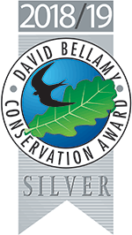 Combe Martin Beach Holiday Park David Bellamy Conservation Award - Silver