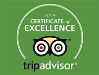 St Ives Holiday Village Trip Advisor Certificate of Excellence